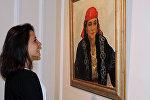 Выставка, посвященная памяти народного художника Азербайджана Давуда Кязимова