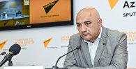 Видеомост в Мультимедийном пресс-центре Sputnik Азербайджан, посвященный месяцу Рамазан