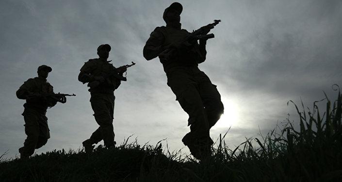 Курдские боевики в Сирии, фото из архива