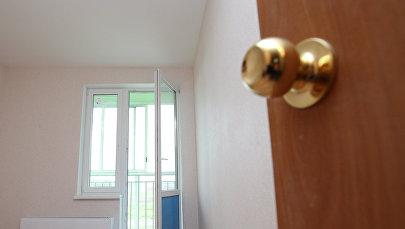 Интерьер квартиры, фото из архива
