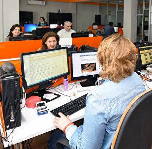 Sputnik Азербайджан: нам два года