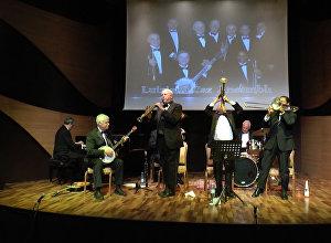 Louisiana Jazz Ensemble из Нового Орлеана в Баку