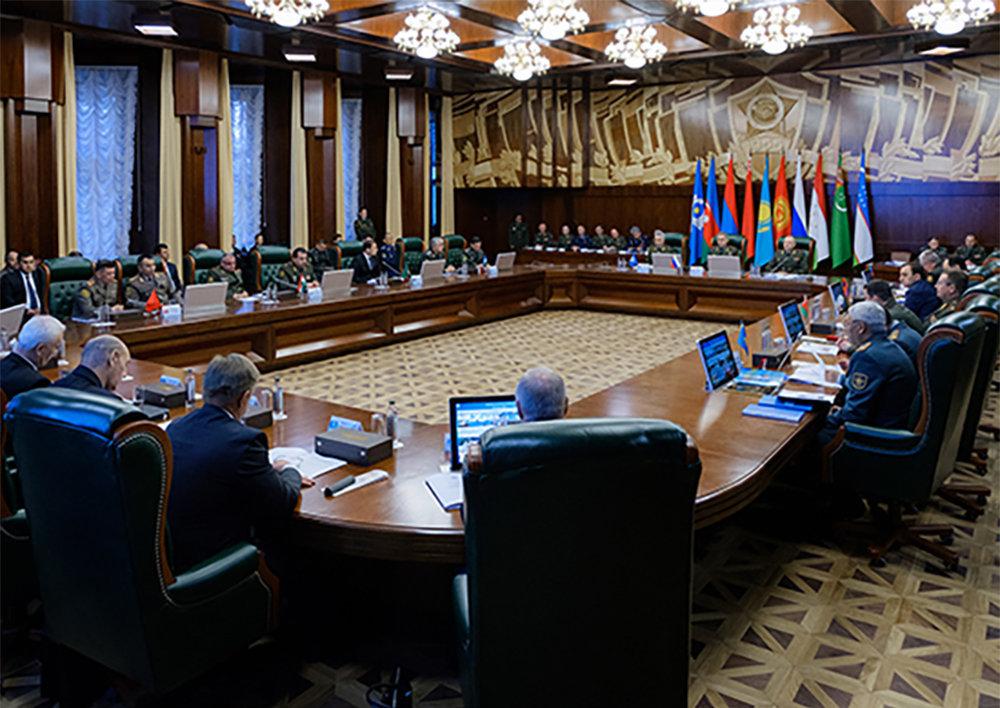 Министры обороны стран СНГ утвердили план совместных мероприятий на следующий год
