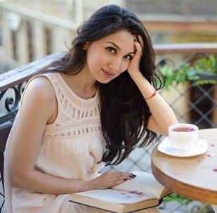 Исполнительный продюсер Azerbaijan Fashion Week Мария Оруджева