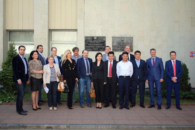 Члены Евразийской конфедерации обществ правообладателей