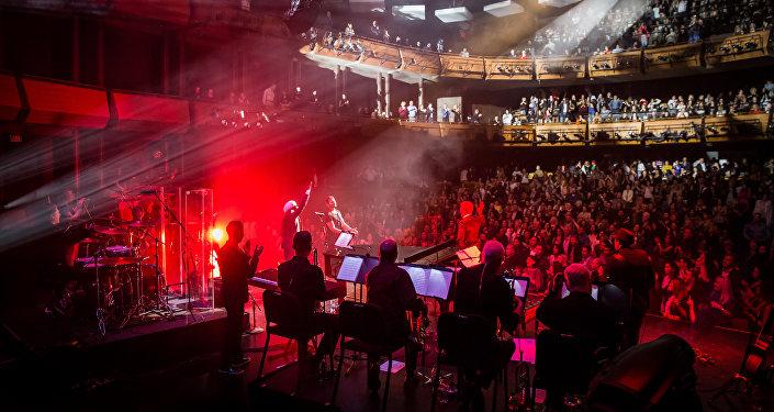 Концерт Эмина Агаларова в Нью-Йорке