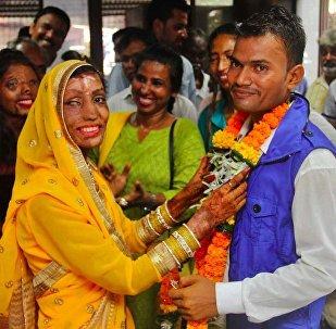 Lalita ben Bansi və Rahul Kamar