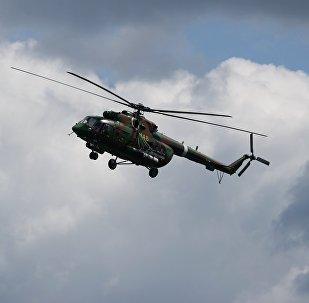 Вертолет Ми-8, фото из архива