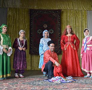 M.Şəhriyar adına Kakalos kənd Xalq Teatrı