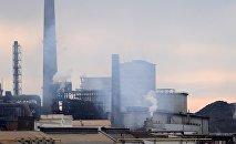 Загрязнение окружающей среды, фото из архива