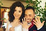 Азербайджанская телеведущая Севда Гюльахмедова вышла замуж гражданина Италии Джиованни Таволаро