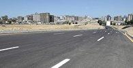 Новая автомобильная дорога, фото из архива