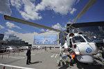 Российский гражданский всепогодный вертолет Ка-32А11ВС, фото из архива