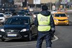 Moskvada YPX əməkdaşı, arxiv şəkli