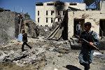 Взрыв в Кабуле