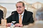 Министр иностранных дел Кипра Иоаннис Касулидис, фото из архива