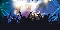 Зрители на концерте, фото из архива