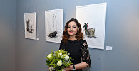 Выставка Айтен Абдуллаевой Caro