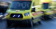 Автомобиль скорой медицинской помощи, фото из архива