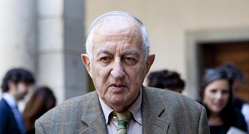 Испанский писатель Хуан Гойтисоло