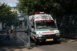 Машина скорой помощи в Индии, фото из архива