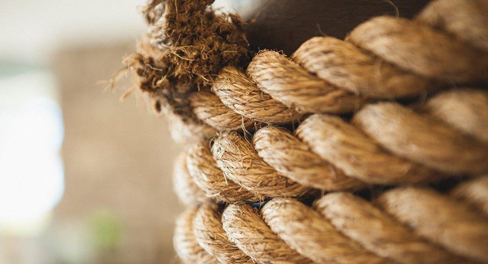 Веревка, фото из архива