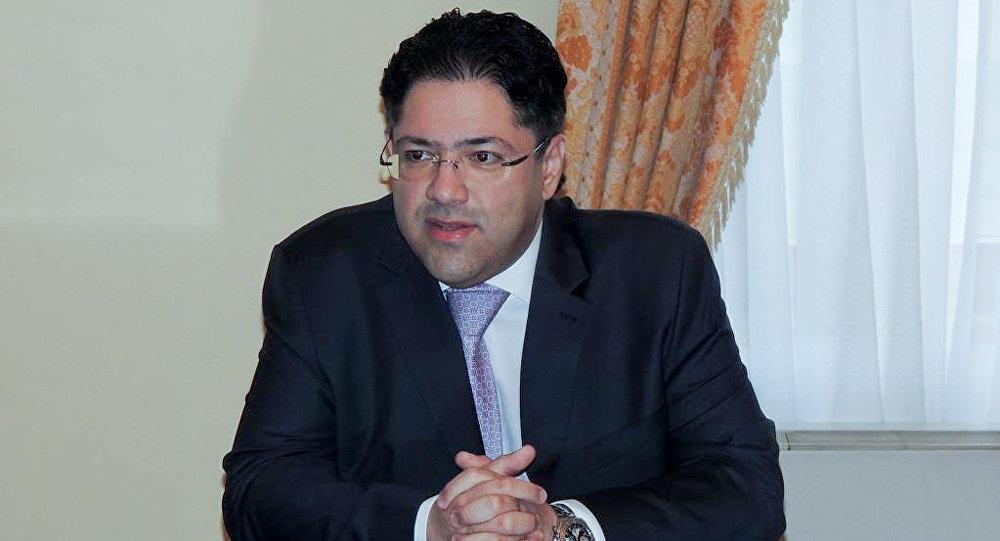 Директор Азербайджанской государственной филармонии Мурад Адыгезалзаде