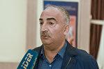 Заслуженный деятель искусств Азербайджана Натиг Расулзаде