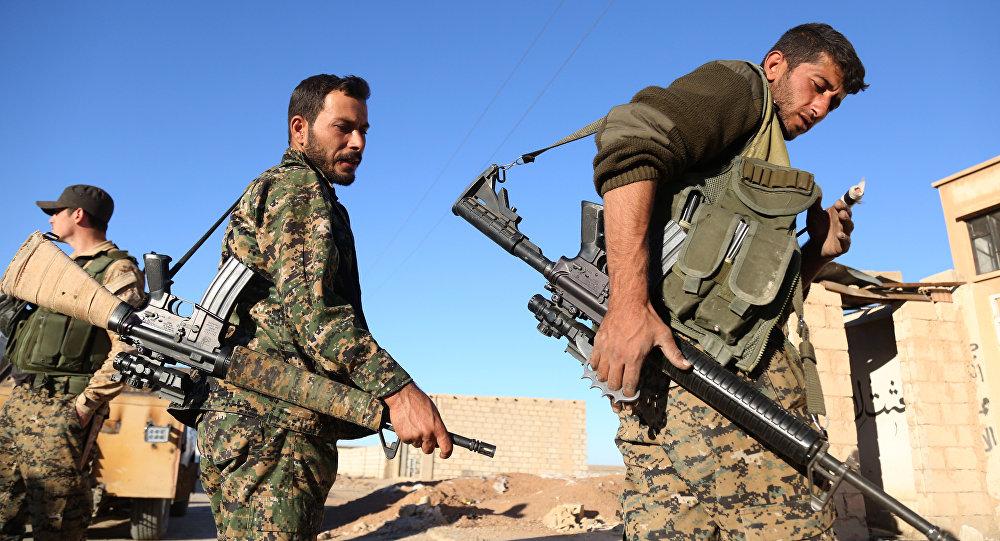 «Сирийские демократические силы»— вРакке