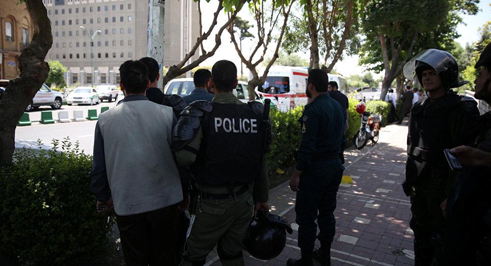 Задержаны еще шесть подозреваемых поделу отерактах вИране