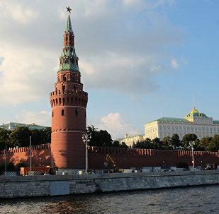 Московский Кремль, фото из архива