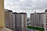 Деревня атлетов в Баку