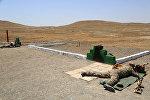 Руководство Министерства обороны в новом Центре подготовки снайперов
