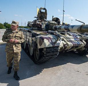 Вторая Азербайджанская международная Оборонная Выставка ADEX 2016, ф