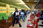 Оlimpiya atıcılıq növləri üzrə Dünya Kuboku yarışlarının rəsmi açılış mərasimi