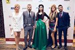 Организаторы и ведущие Most Fashionable Award, фото из архива