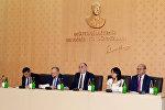 Семинар, посвященный общественно-политической деятельности Азиза Алиева
