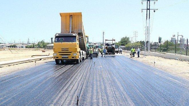 Реконструкция автодороги Хырдалан-Бинагади-Балаханы