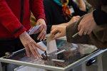 Выборы во Франции, фото из архива