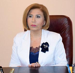 Интервью заместителя председателя Милли Меджлиса АР Бахар Мурадовой агентству Sputnik Азербайджан, фото из архива