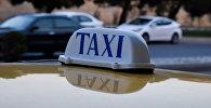 Taksi maşını