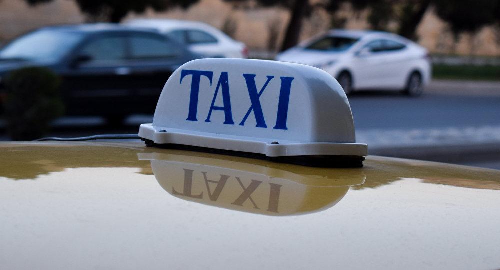 Taksi, arxiv şəkli