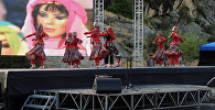 Концерт в заповеднике Гобустан