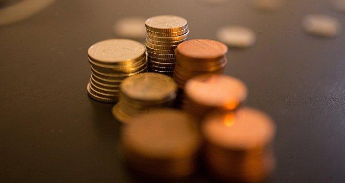 Монеты, фото из архива