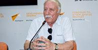 Президент Центра экологического прогнозирования Азербайджана Тельман Зейналов