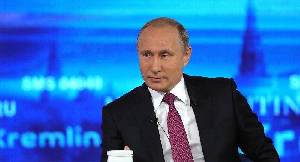 Для РФ есть плюсы всанкциях— Путин