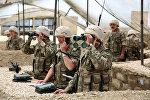 Проведены тактико-специальные учения с инженерно-саперными подразделениями
