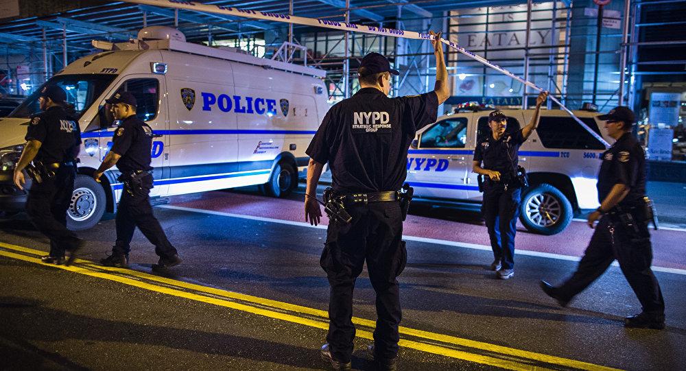 ABŞ polisi, arxiv şəkli