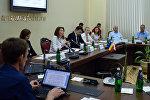 Круглый стол Азербайджан как точка сопряжения евразийских проектов в Ростове-на-Дону