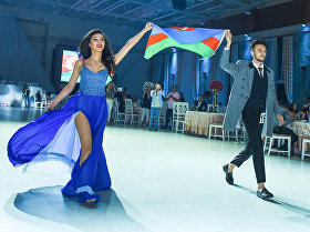 Miss & Mister Azerbaijan 2017 gözəllik müsabiqəsinin finalı